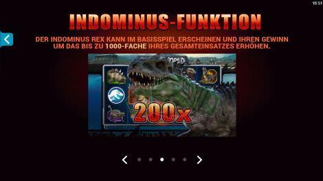 Indominus Funktion