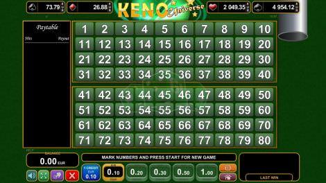 Keno Spielen Online
