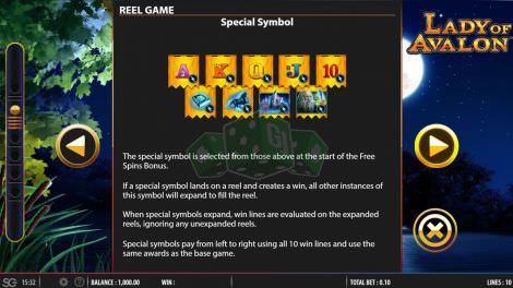 Special Symbol