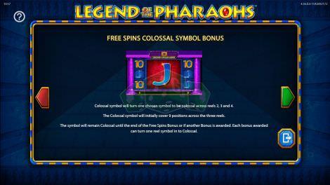 Colossal Symbol Bonus