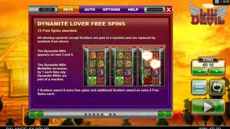Dynamite Lover Freispiele