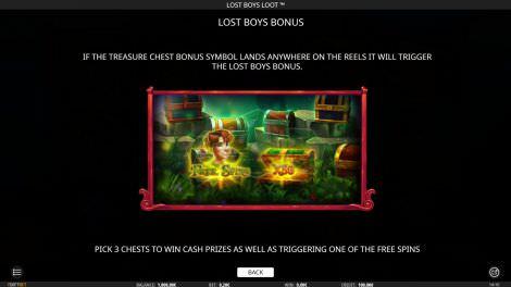 Lost Boys Bonus