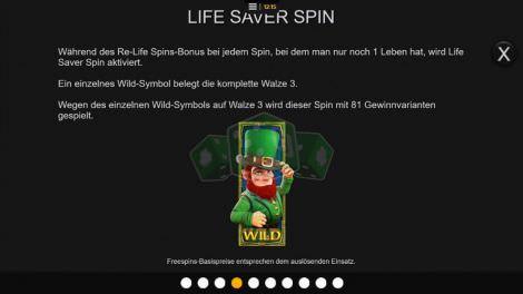 Life Saver Spin