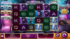Machina Megaways Vorschaubild