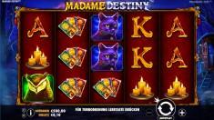 Logo Madame Destiny
