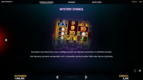 Mystery Symbol