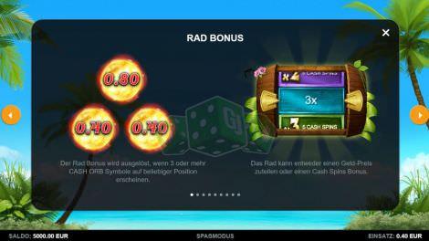 Rad Bonus