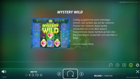Mystery Wild