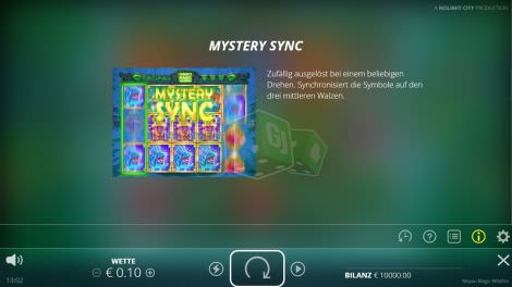 Mystery Sync