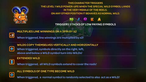 Wild Symbols
