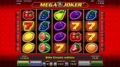 Mega Joker Vorschaubild