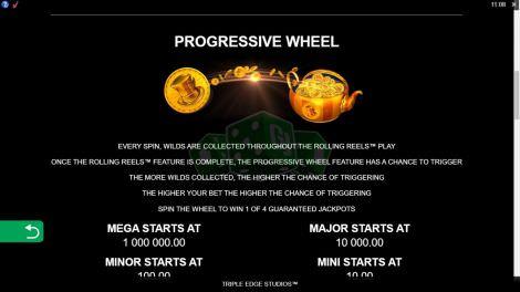 Progressive Wheel