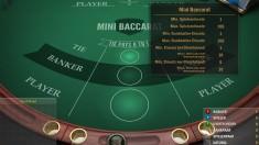 Bild zum Casino Spiel Mini Baccarat