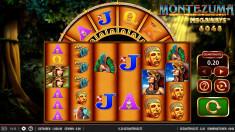 Montezuma Megaways Vorschaubild