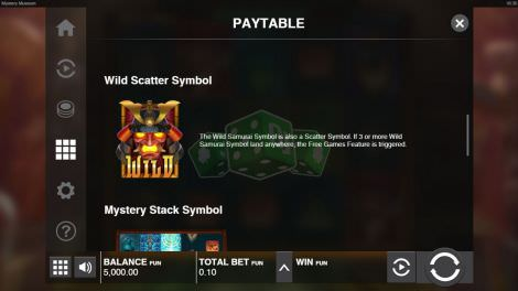 Wild Scatter Symbol