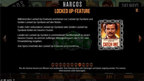 Locked Up Feature