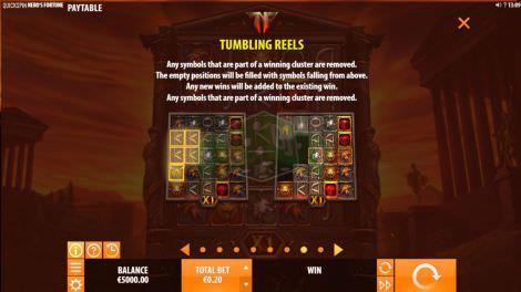 Tumbling Reels