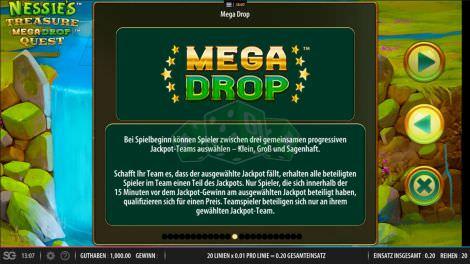 Mega Drop