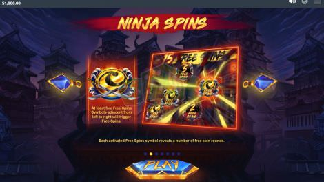 Ninja Spins