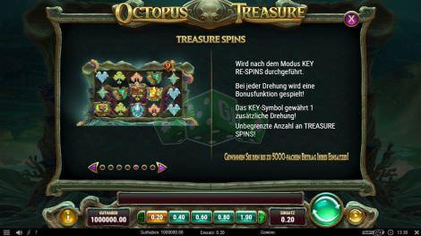 Treasure Spins