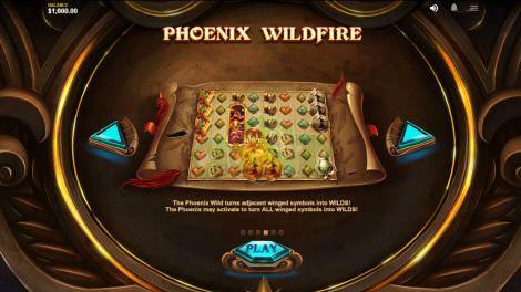 Phoenix Wildfire