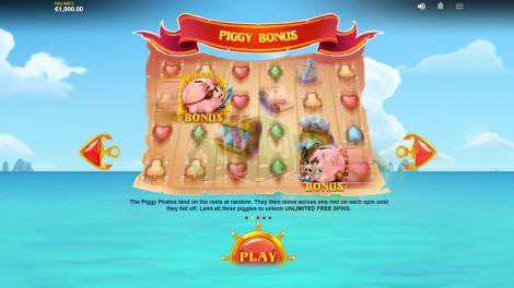 Piggy Bonus