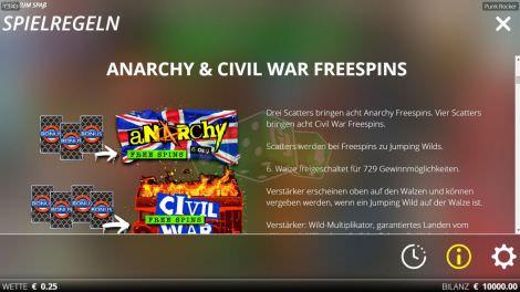 ANarchy & Civil War