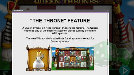 The Throne Feature