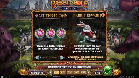 Rabbit Reward