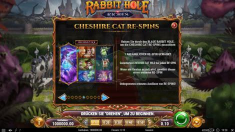 Cheshire Cat Respins