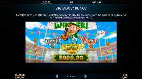 Big Money Bonus