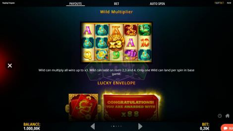 Wild Multiplier
