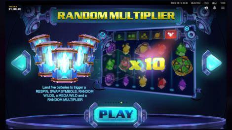 Random Multiplier