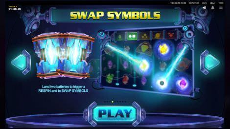 Swap Symbols