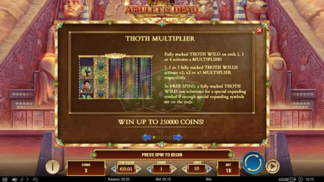 Thoth Multiplier