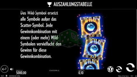 Die Wild-Symbole bei Riders of the Storm