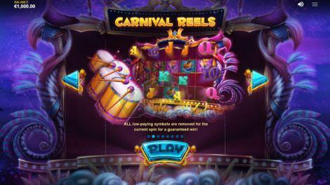 Carnival Reels