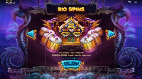 Rio Spins
