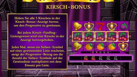 Kirsch Bonus