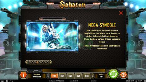 Mega Symbole