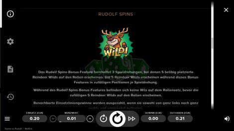 Rudolf Spins