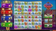 Slot Vegas Megaquads Vorschaubild