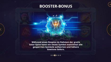 Booster Bonus