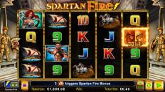 Spartan Fire Vorschaubild