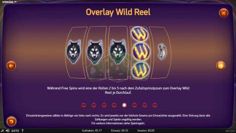 Overlay Wild Reel