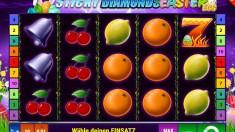 Bild zum Casino Spiel Sticky Diamonds Easter Egg