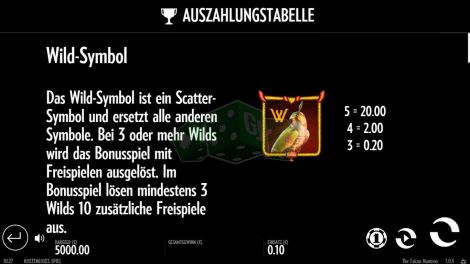 Wild Symbol / Scatter Symbol