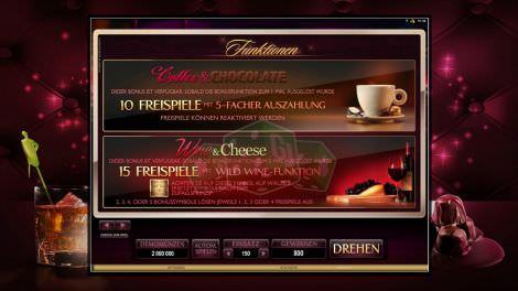Coffee & Chocolate Freespins