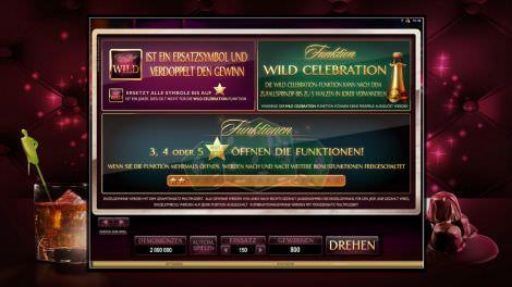Wild Celebration