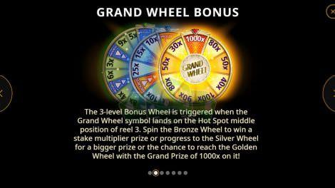Grand Wheel Bonus